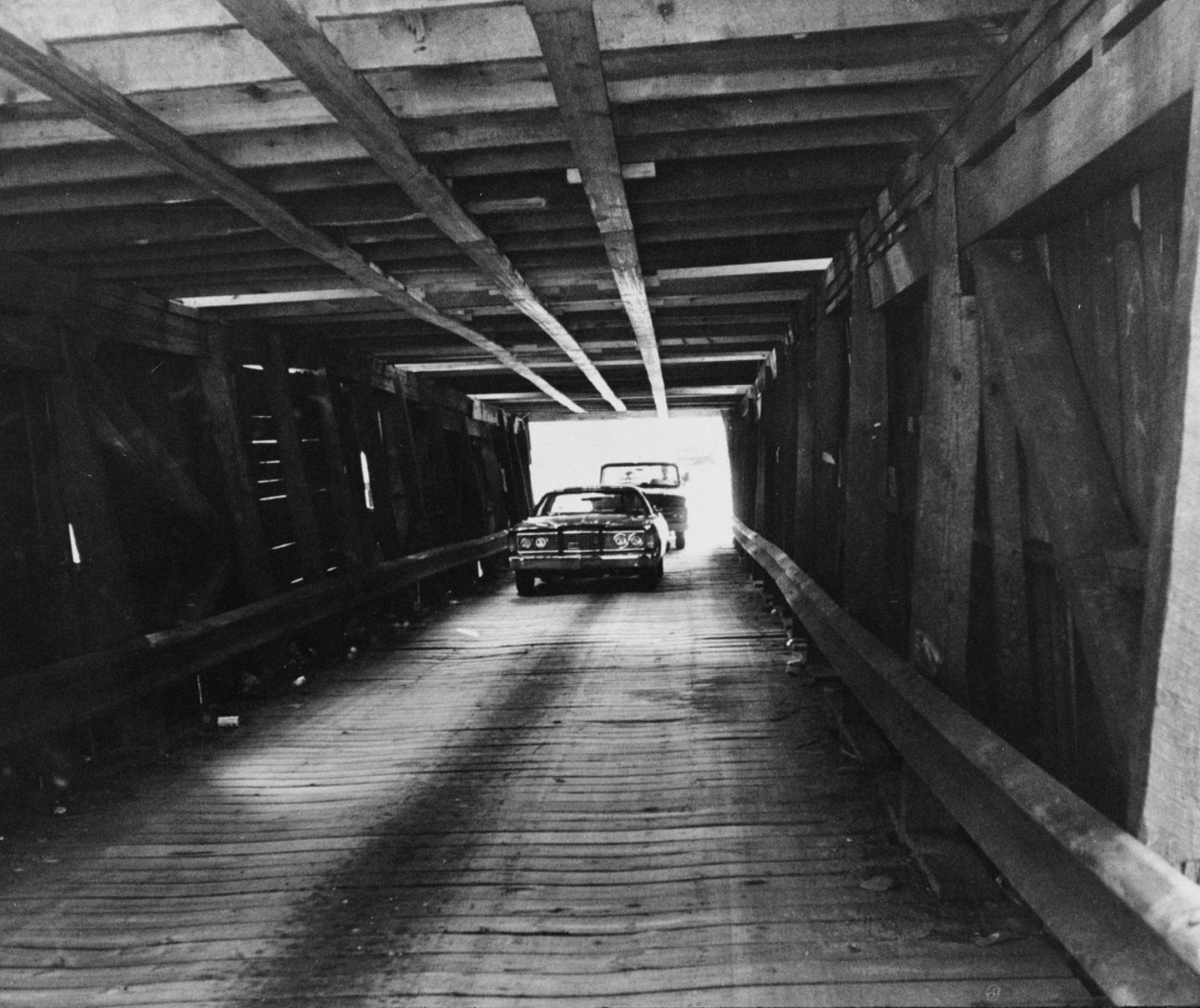 The Covered Bridge – Concord Covered Bridge Historic District