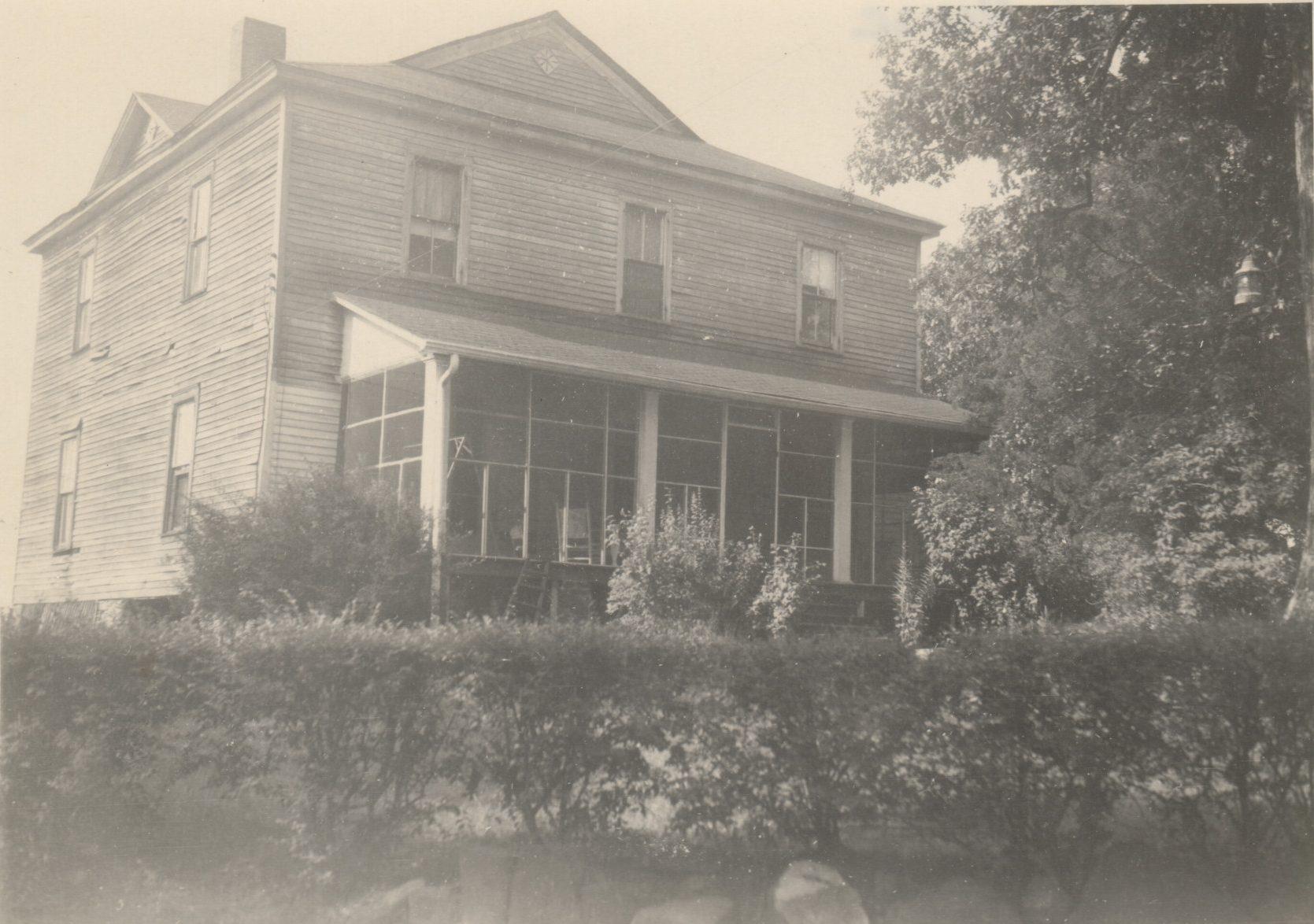 Martin Luker Ruff House