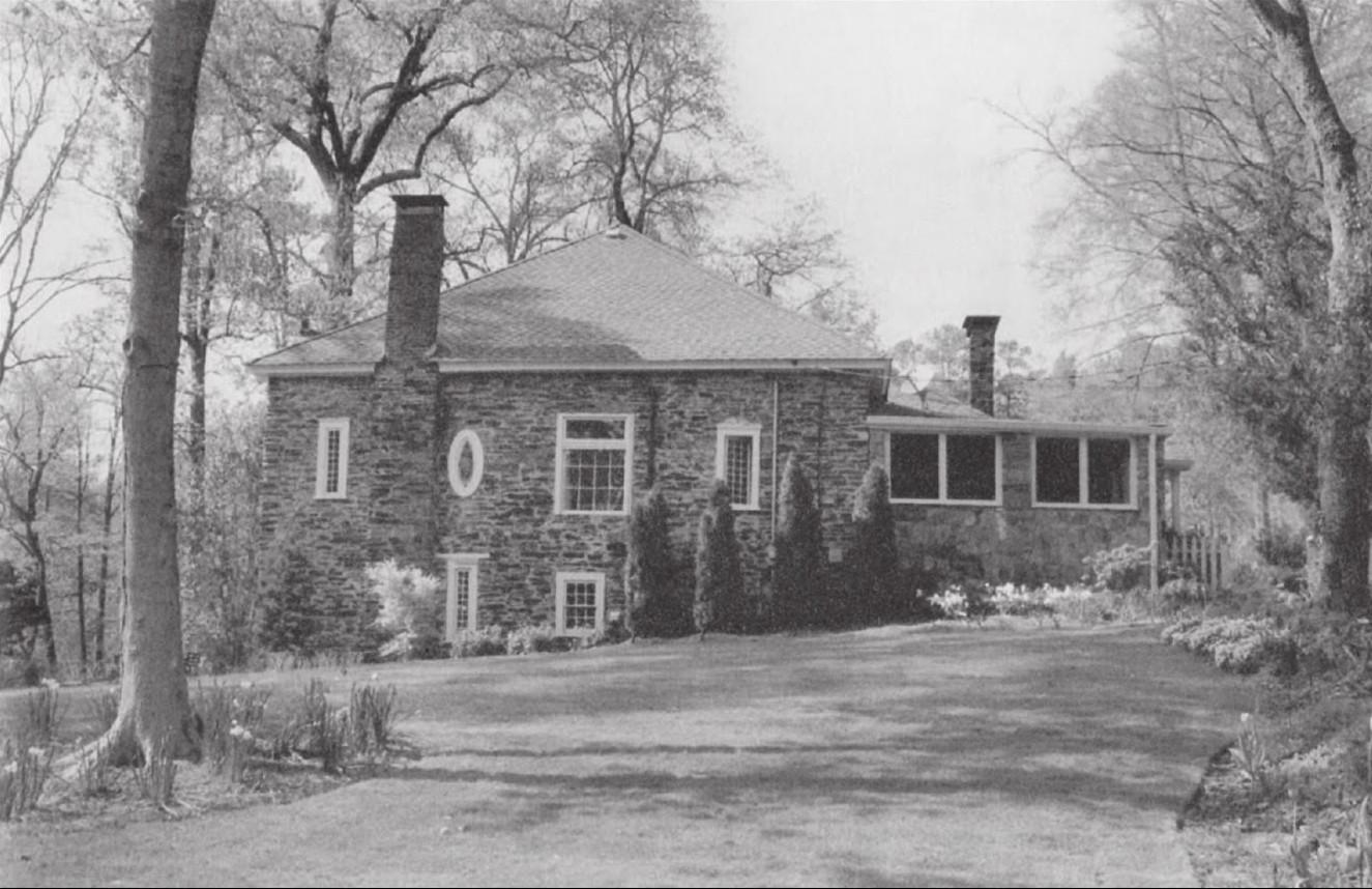 John W. Rice House